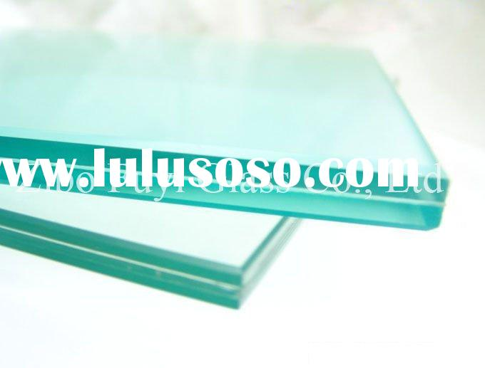 Color Tempered Laminated Glass