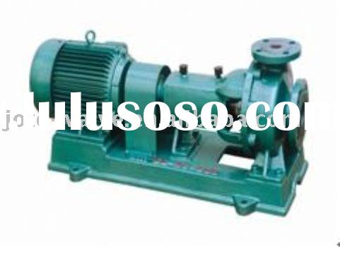 FEP-lined Centrifugal Pumps