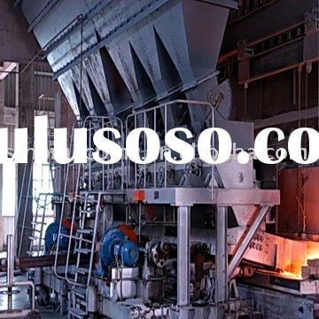 Float glass production line - Furnace