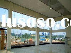 Full glass curtain wall