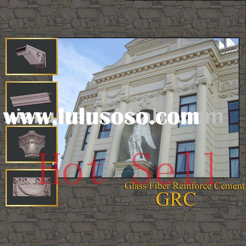 GRC building decoration products