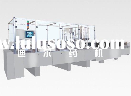 GZS-15A-Type High Productive Automation Machine for the Production of Suppository