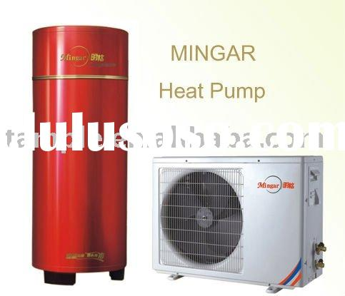 Household Split Air Source Heat Pump Solar System