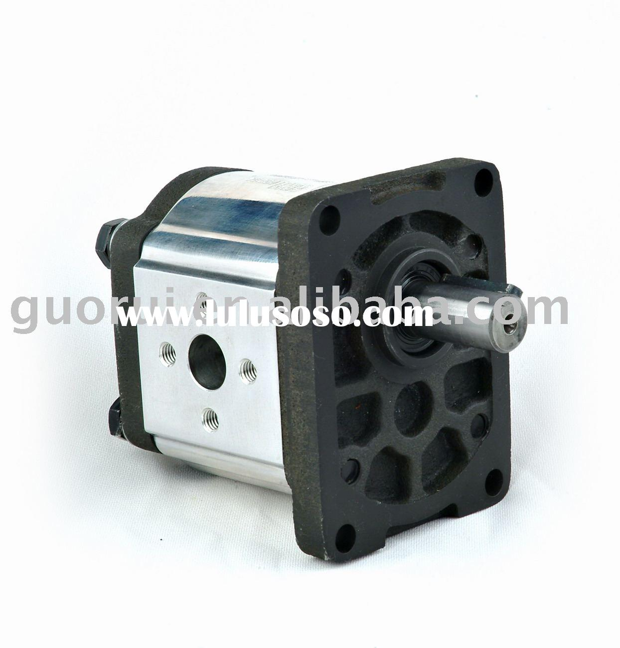 Hydraulic gear pump: