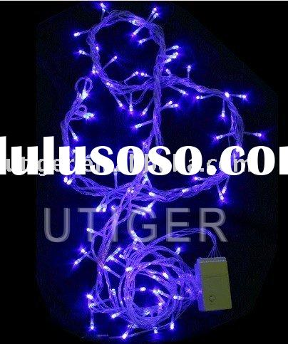 LED Christmas Decoration Colorful Light string For Christmas and Halloween Free shipping