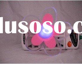 LED PLASTIC NIGHT LIGHT W/ FLOWER SHAPE