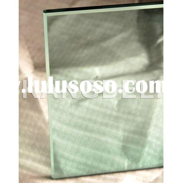 Light Green Tinted Glass
