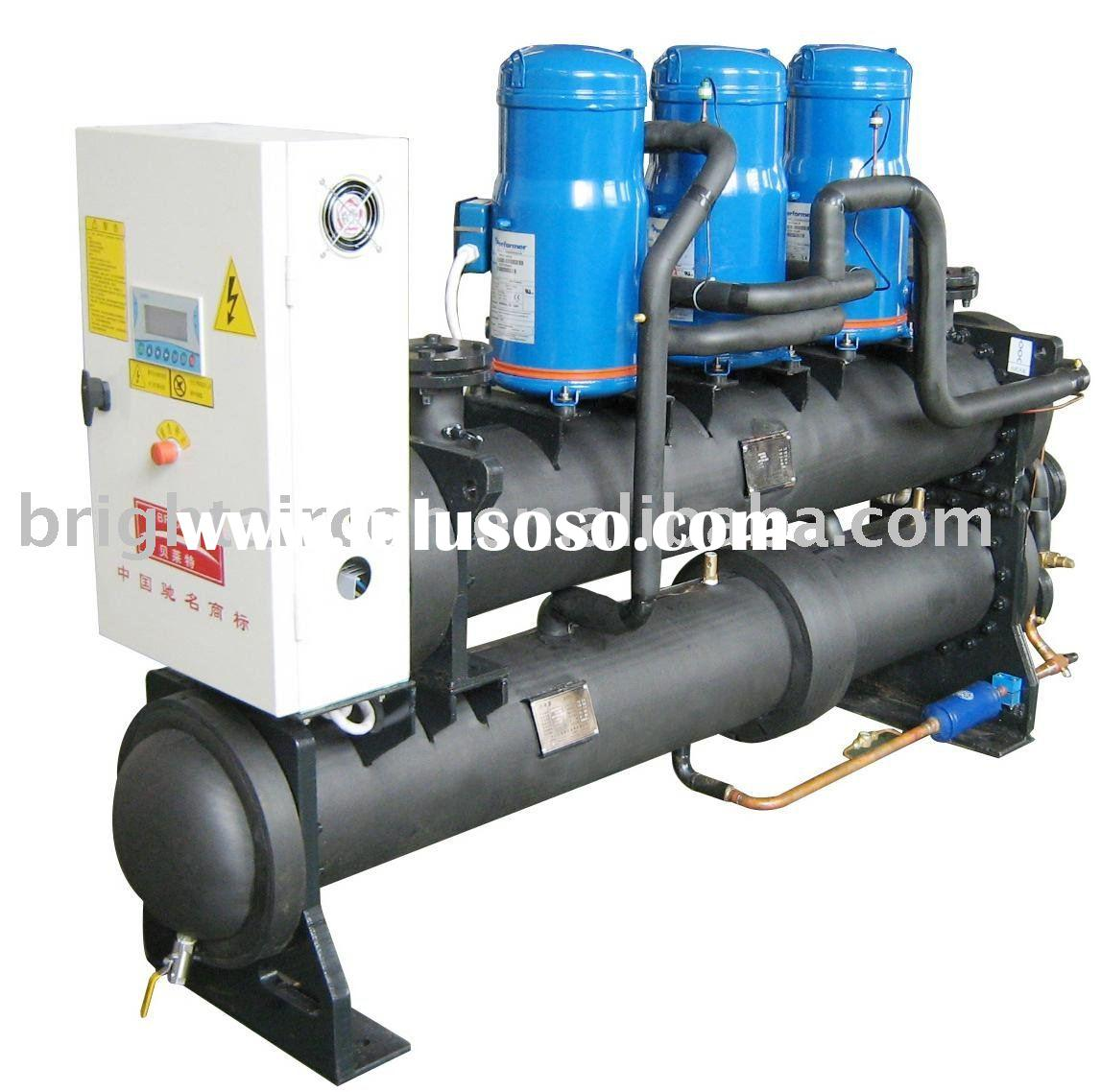 Modular Water source heat pump(90,130,160-1280kw)