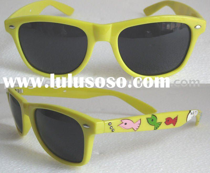 Neon Party Sunglasses with UV400 Protection