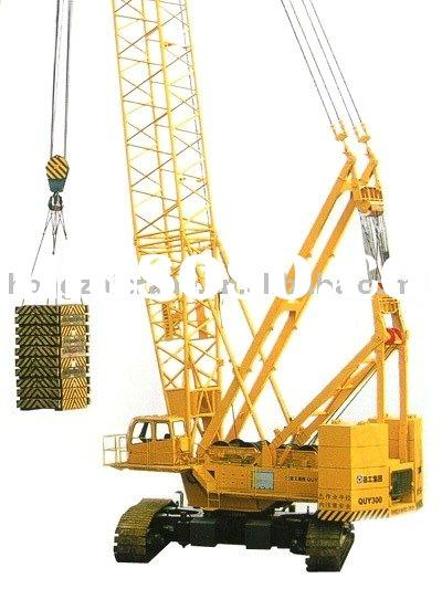 New and  Low price factory Outlet XCMG  QUY300  construction machinery,crawler crane,hydraulic crane
