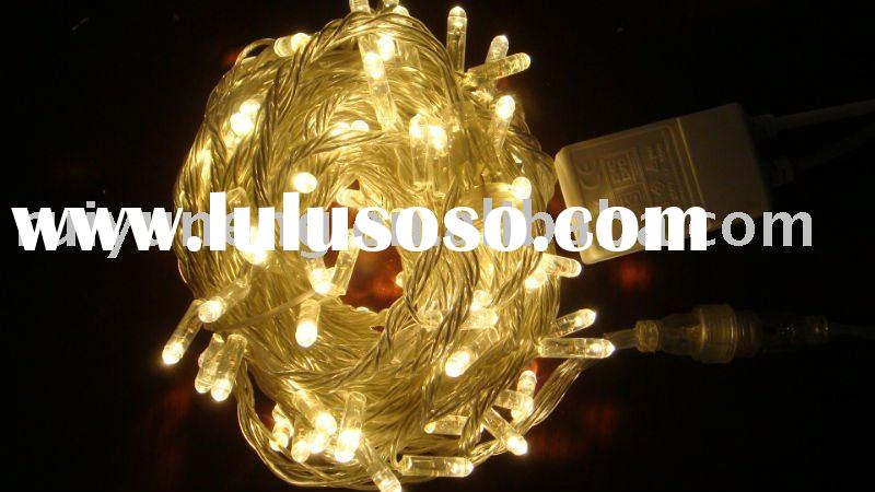 Outdoor Christmas Lights White Color Flexible LED Strip