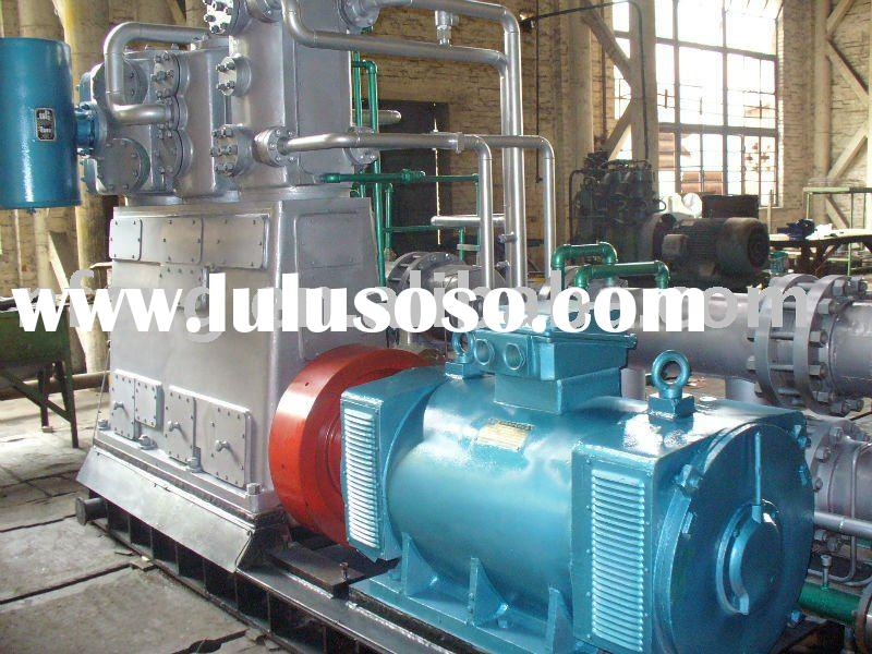 Oxygen Compressor For Float Glass Production Line And Cylinder Filling Plant