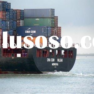 SEA FREIGHT FORWARDER from SHANGHAI to UAE--- Danis