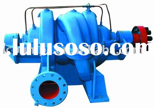 SLOW series Two-Stage Double-Suction Centrifugal Pump