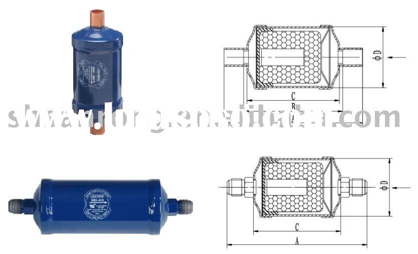 SRK heat pump Filter drier with UL Approval
