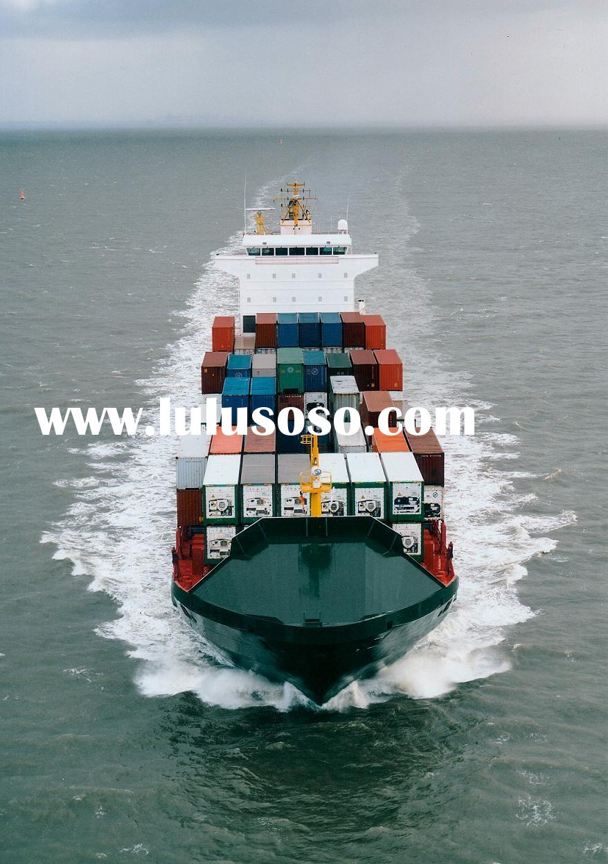 Sea freight from China to New York