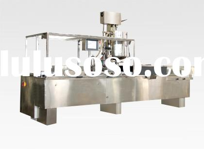 Semi-automatic Suppository Filling and Sealing Machine