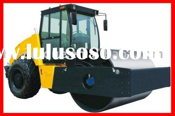 Single-drum Hydraulic Road Roller (HT-HRS)