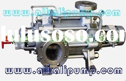 Stainless steel multistage centrifugal pump
