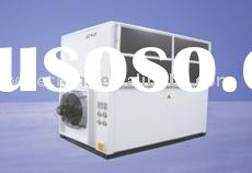 Total heat recovery and energy-saving packaged air conditioning units