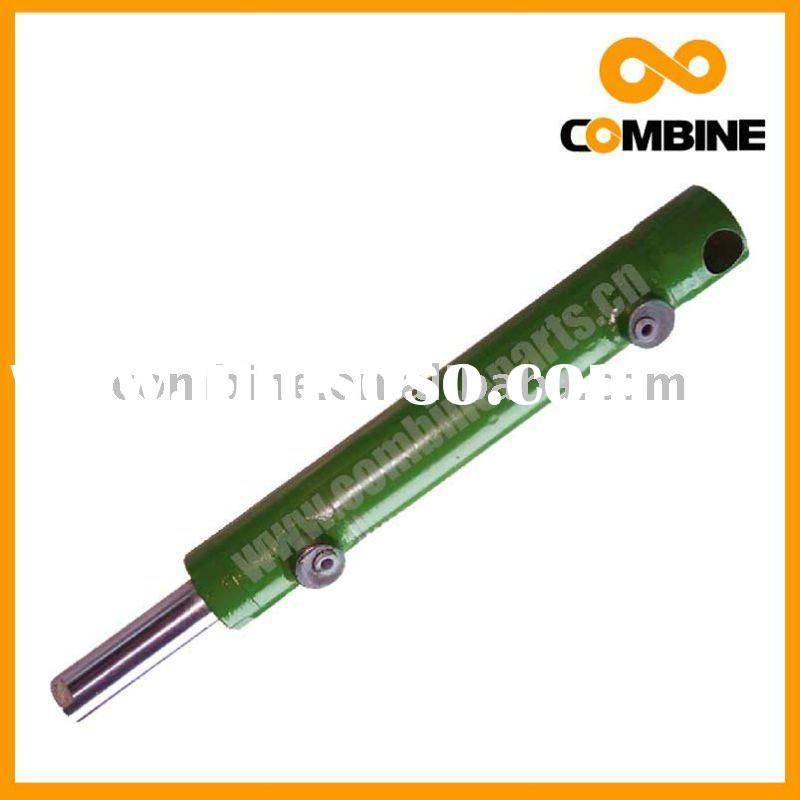 Truck lift hydraulic cylinders for combine harvester