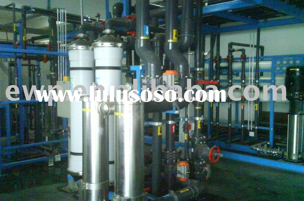 UF System in Fruit Juice Factory