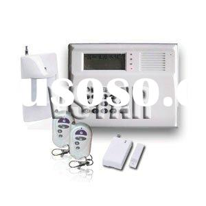 Vstar white  best rated gsm+pstn alarm