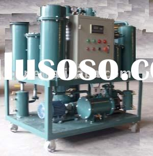 ZJD Series Lubricating, used hydraulic oil recovery equipment