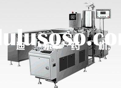 ZS-U Shape Automatic Machine for Suppository Production