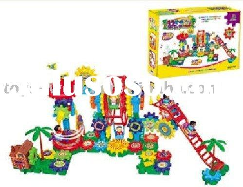 building blocks, intelligent toys, toy bricks, toy, B/O block set , new toy HJ200017