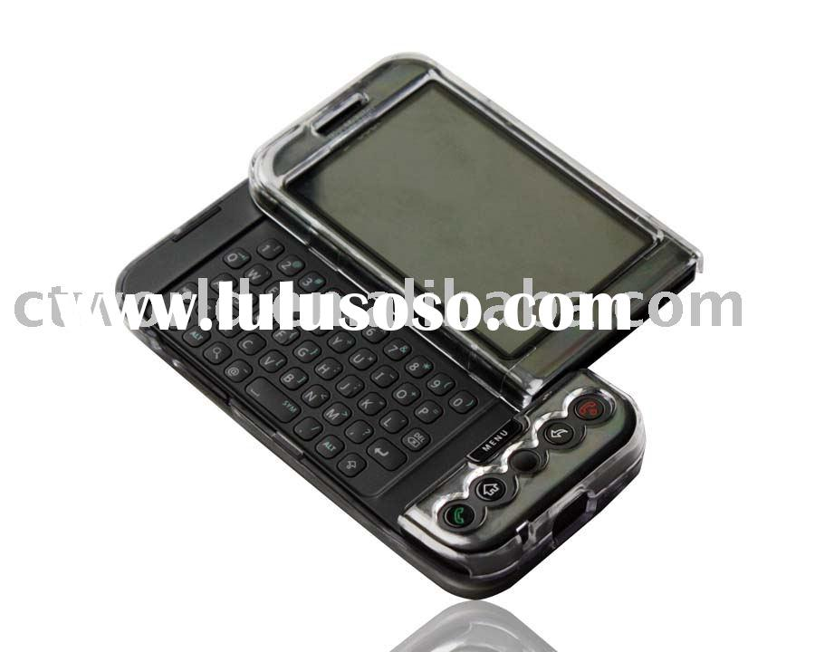 crystal case for HTC G1/free sample/freight collect