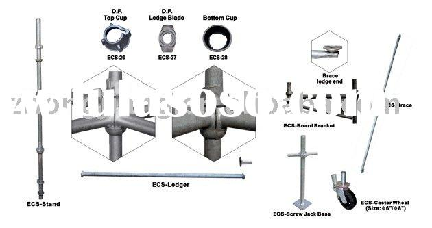 cuplock scaffolding  parts  /scaffolding parts/steel structure