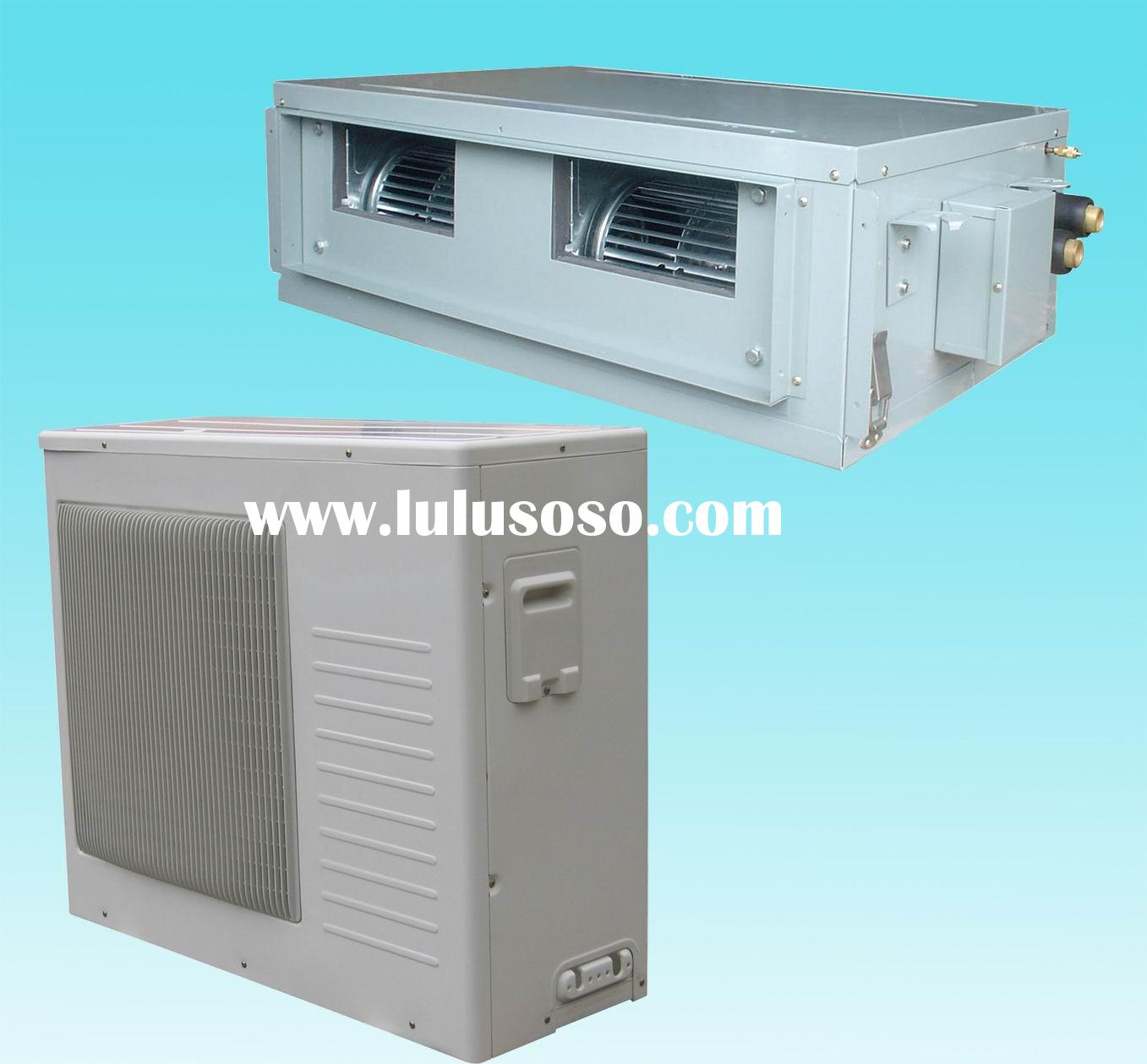 duct type air conditioner