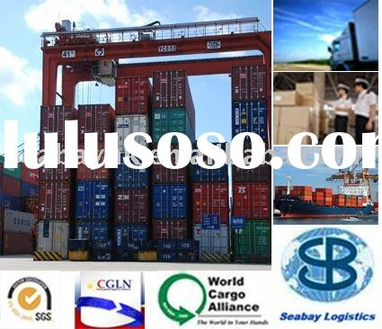 from China to iran Sea Freight/sea shipping service/forwarder agent