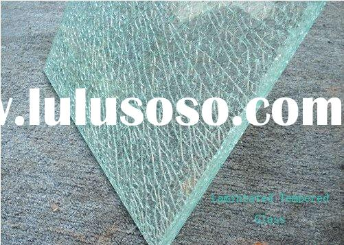 laminated tempered glass