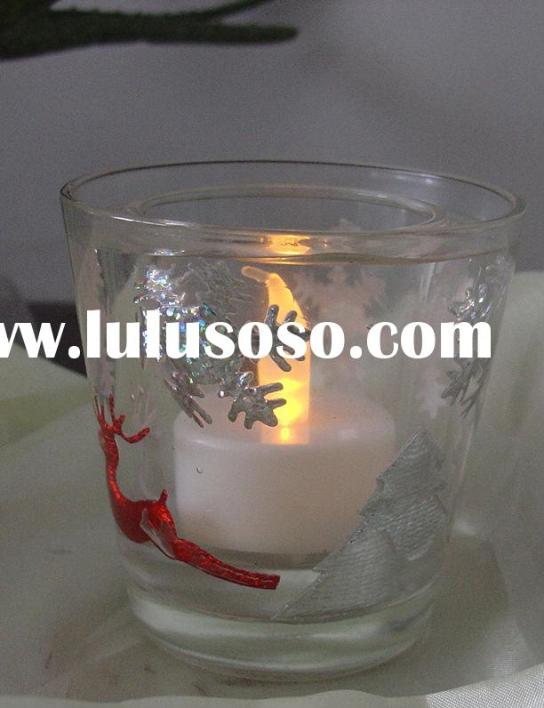 led candle.new style design.decorative candle