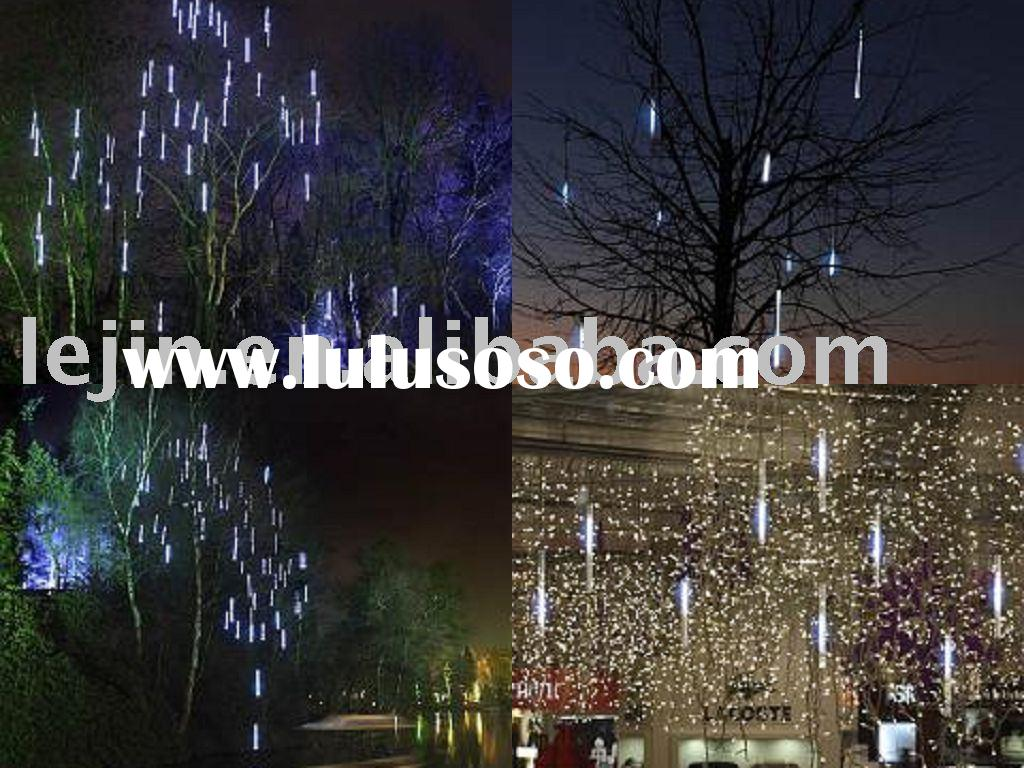 led holiday tube light (Holiday lights,led rain light,led meteor shower light, led snowfall light,le