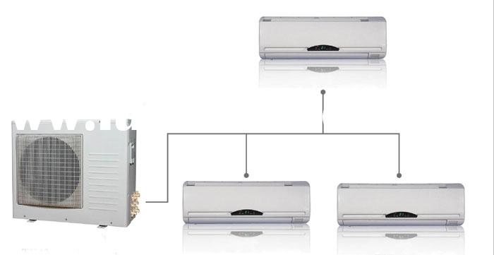 multi-split air conditioner