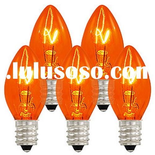 oranger C7 Christmas Replacement Bulbs