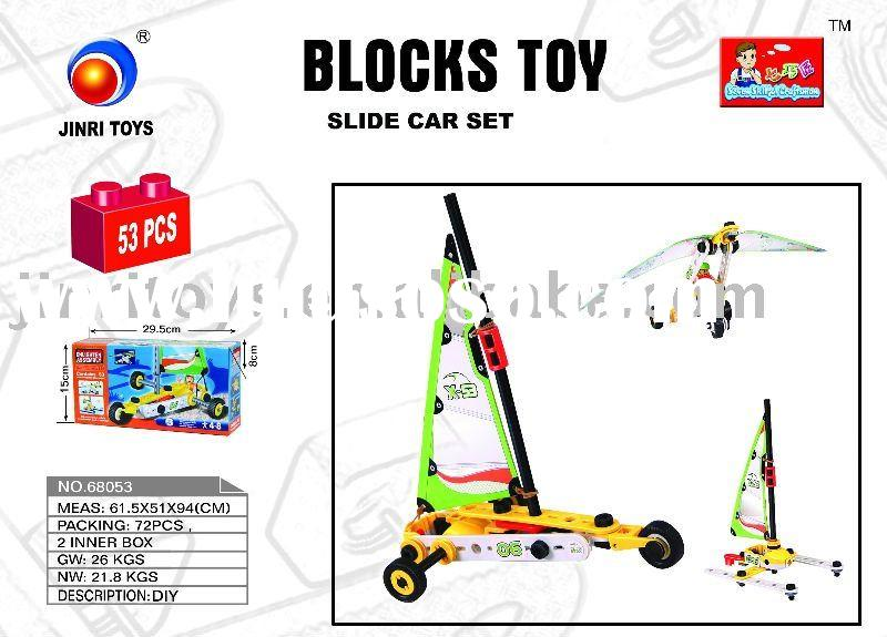 play game toy brick, building block