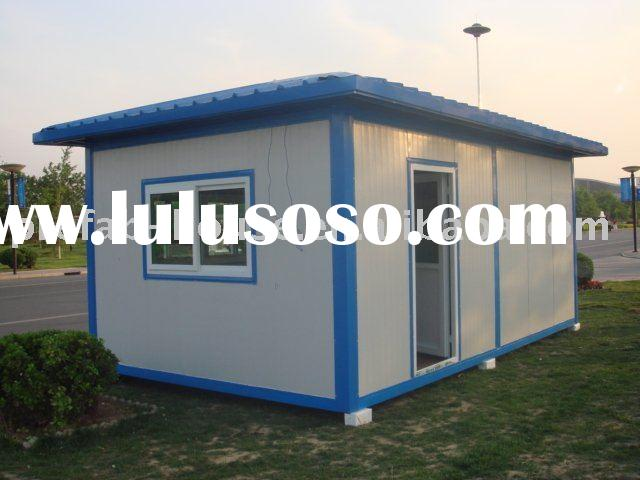 prefabricated light weight building