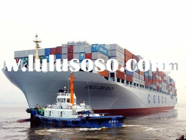 sea freight charges china to india