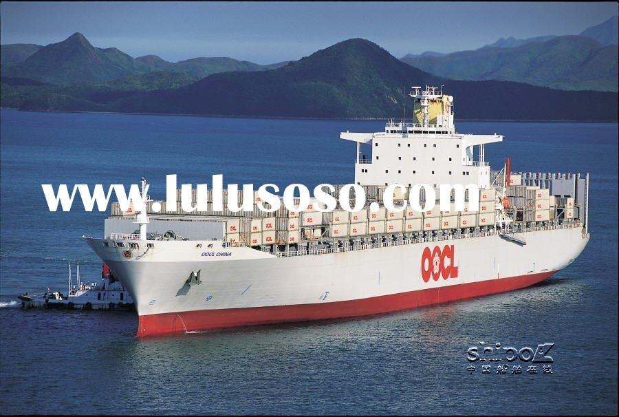 sea freight, ocean freight, freight service From China to  COLOMBO,SRI LANKA