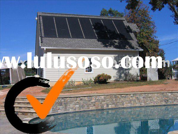 solar heating for pool,EPDM solar water heater for swimming pool