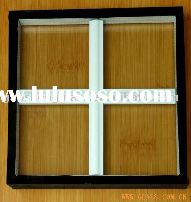 tempered double glazing glass