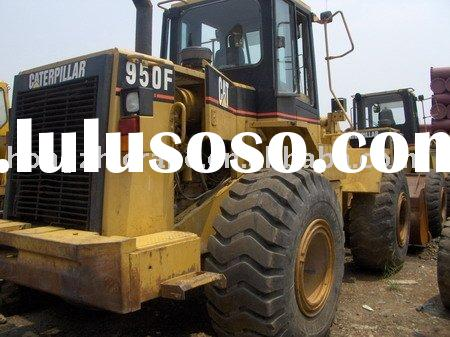used Caterpillar front loader