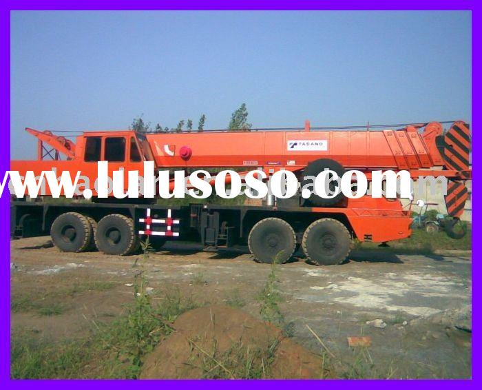 used hydraulic crane 100Ton for sale