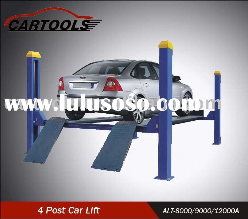 vehicle hoist, hydraulic car lift  CE