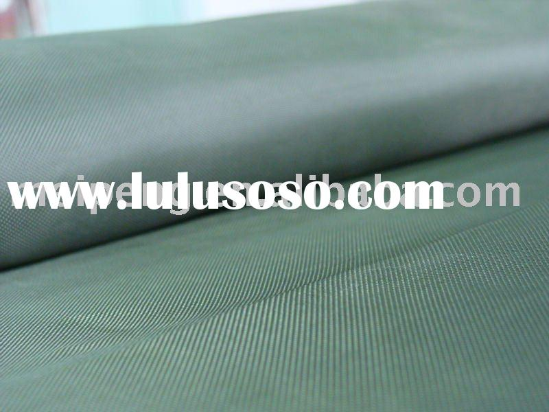 200D  polyester pongee-100% Polyester-coating bag/tent fabric