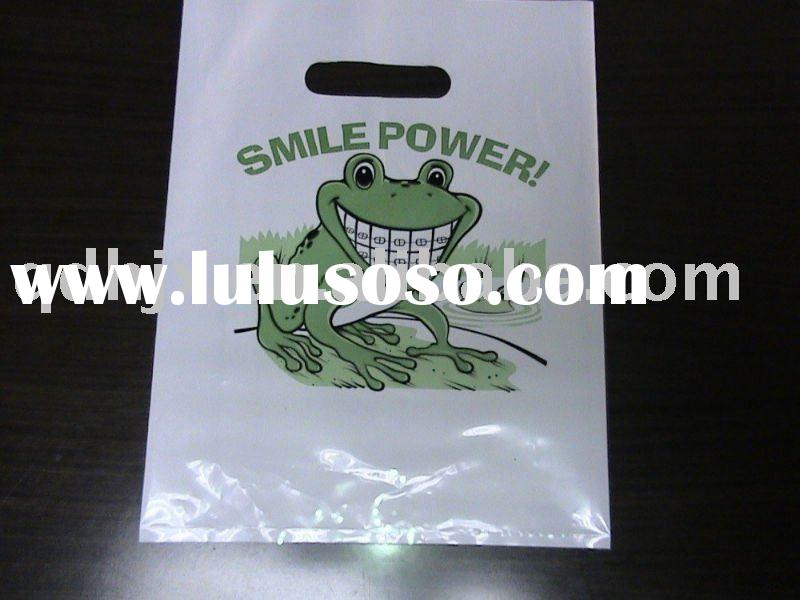 2011 Design Plastic Bags Packing (recycle material)